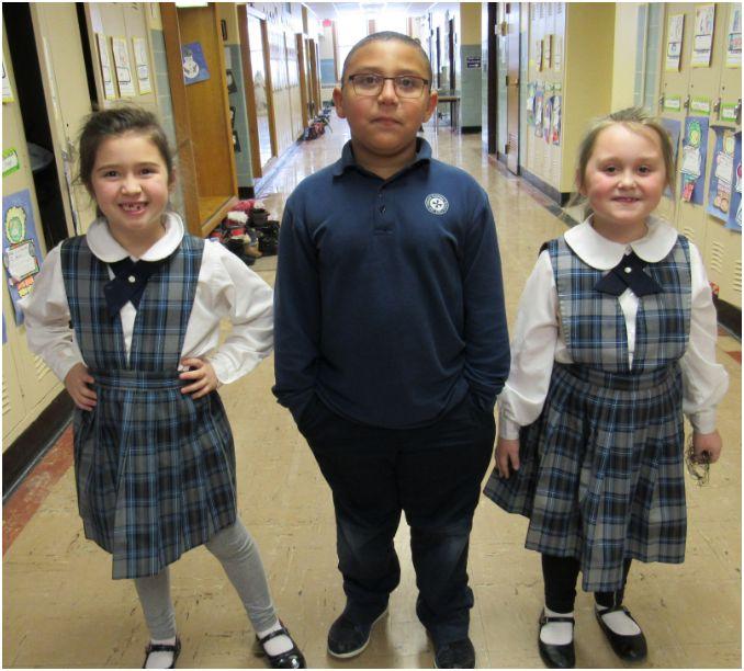 School Uniforms - Visitation